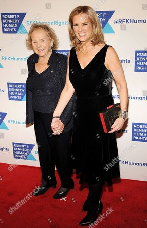 Editorial picture of Ripple of Hope Gala, New York, America - 16 Dec 2014