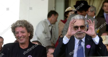ELIE CHOURAQUI AND OMAR SHARIF