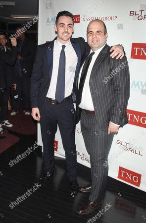 Michael Lohan Jr. and Richard Nassimi