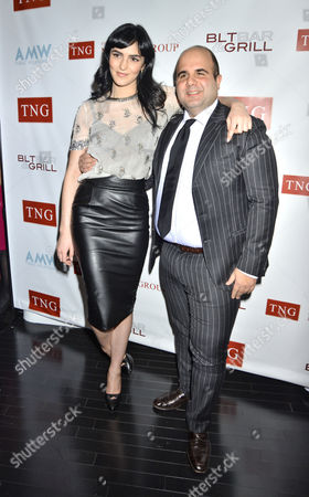 Ali Lohan and Richard Nassimi