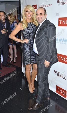 Dina Lohan and Richard Nassimi