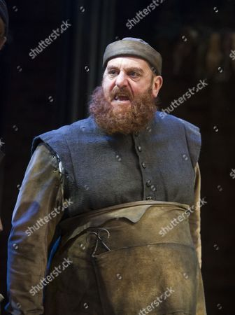 Editorial picture of 'The Shoemaker's Holiday' Play performed at the Swan Theatre, Royal Shakespeare Company, Stratford-upon-Avon, Britain - 17 Dec 2014