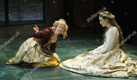 Editorial image of 'The Shoemaker's Holiday' Play performed at the Swan Theatre, Royal Shakespeare Company, Stratford-upon-Avon, Britain - 17 Dec 2014