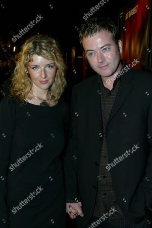 Sarah Purcell and Barry McEvoy