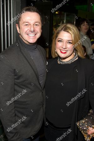 Stephen Mear and Michelle Blair
