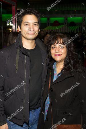Raj Ghatak and Harvey Virdi