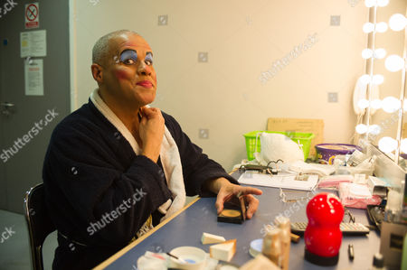 Editorial image of 'Jack and the Beanstalk' pantomime, Birmingham Hippodrome, Britain - 18 Dec 2014