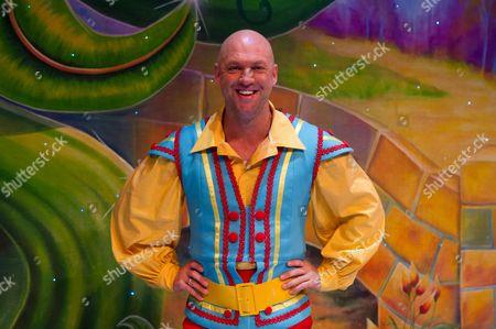 Editorial photo of 'Jack and the Beanstalk' pantomime, Birmingham Hippodrome, Britain - 18 Dec 2014