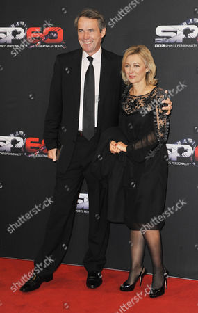 Alan Hansen And His Wife Janet - 60th Anniversary Of The Bbc Sports Personality Awards 2013 At The First Direct Arena Leeds West Yorkshire.