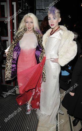 Blonde Electra (Jazzy King & Ruby King)
