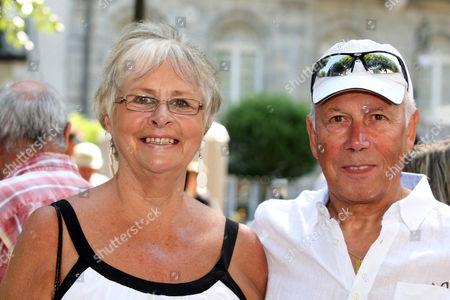 Helen Simpson and Barry Hoban