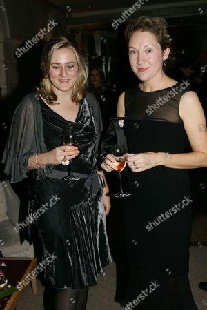 Susie Boyt and Justine Picardie