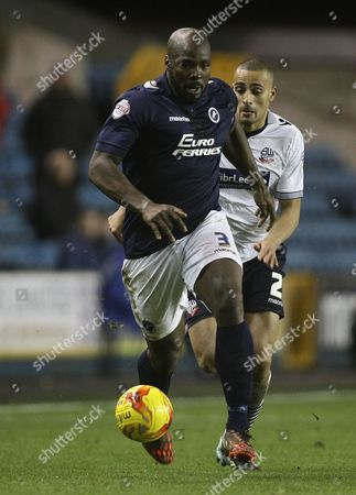 Danny Shittu of Millwall