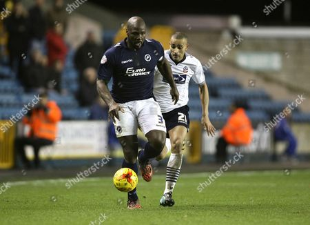 Editorial photo of Sky Bet Championship 2014/15 Millwall v Bolton Wanderers New Den, The, London, United Kingdom - 19 Dec 2014