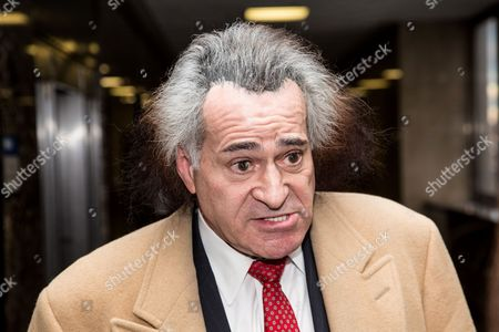 Stock Photo of Defense attorney Howard Greenburg