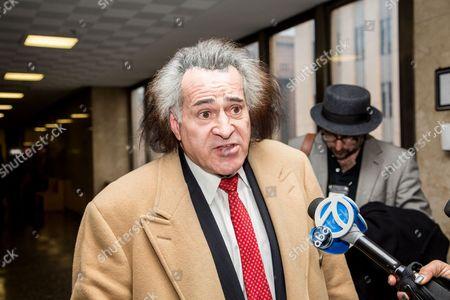 Defense attorney Howard Greenburg