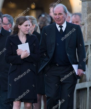 Stock Picture of Stephanie Phillips and Capt Captain Mark Phillips