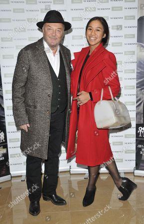Editorial photo of 'The Newspaper' film premiere, London, Britain - 19 Dec 2014