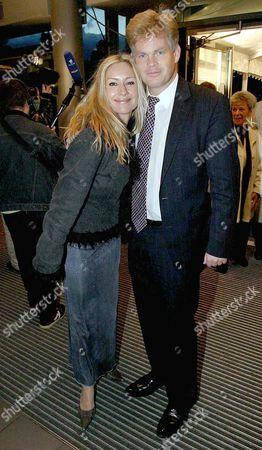 Birgit Stein and Henning Witte