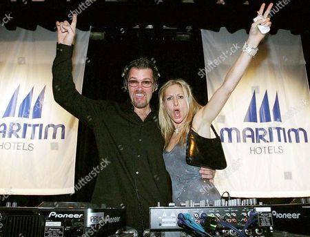 John Jurgens alias DJ Munich and Birgit Stein