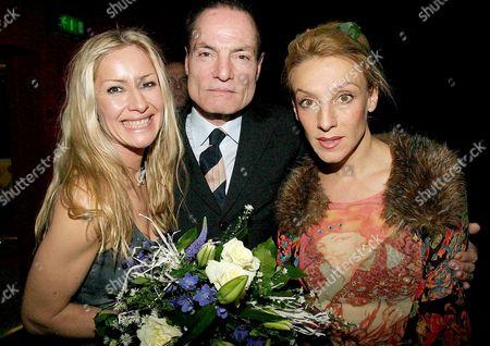 Birgit Stein , Dieter Laser and Sissi Perlinger