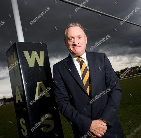 Stock Image of Wasps owner, Derek Richardson