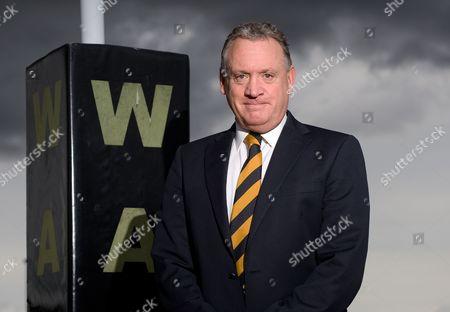 Wasps owner, Derek Richardson