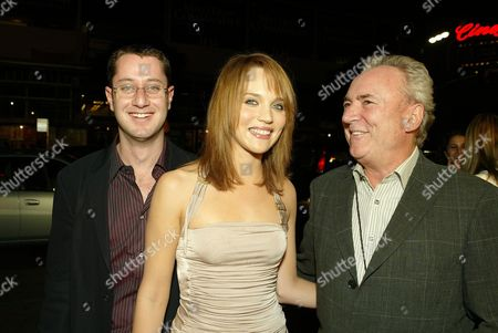 Guy Stodel, Erica Leerhsen and Rolf Mittweg