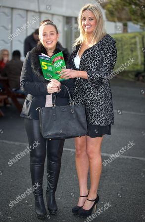 Gina Rosato and Emma Jane Brophy from Dublin