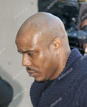 Mike Glc Appearing Alongside Singer Tulisa At Westminster Magistrates Court Charged With Drug Offences. 19.12.13.