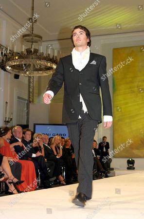 Nikolai Kinski, son of Klaus Kinski