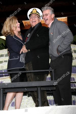 Jill Whelan, Gavin MacLeod, Fred Grandy