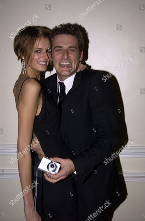 Stock Image of JACQUETTA WHEELER AND ALEXI LUBOMIRSKI