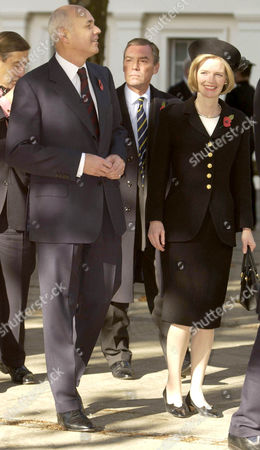IAIN DUNCAN SMITH AND WIFE BETSY