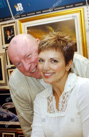 Don S Davis and Teryl Rothery