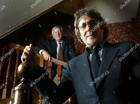 DICK CLEMENT AND IAN LA FRENAIS (R)