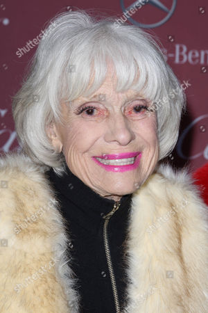 Stock Picture of Carol Channing