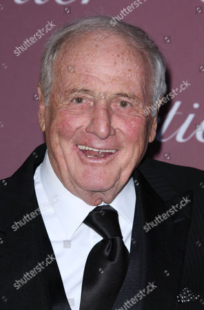 Stock Picture of Jerry Weintraub