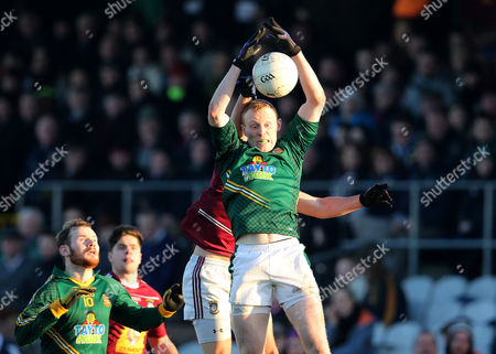 Editorial picture of Bord na Mona O'Byrne Cup Round 1, Cusack Park, Mullingar, Co. Westmeath, Westmeath vs Meath - 4 Jan 2015