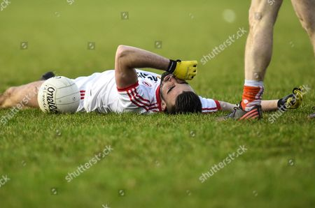 Editorial image of Power NI McKenna Cup Round 1, Athletic Grounds, Armagh, Armagh vs Tyrone  - 4 Jan 2015