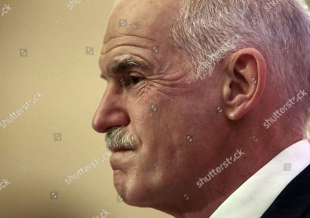 """Former Greek Prime Minister George Papandreou announces new party """"Movement of Democrat Socialists"""""""
