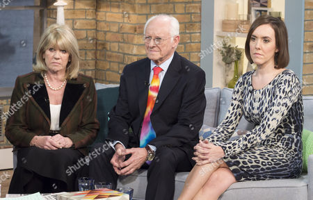 Ingrid Seward, Dickie Arbiter and Camilla Tominey.