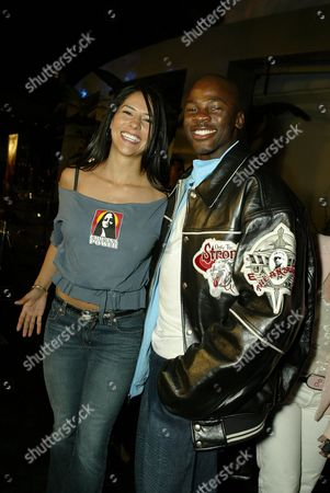 Sophia Adella Hernandez and Derek Luke