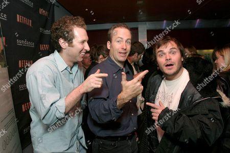 Michael Blieden (cast), Bob Odenkirk and Jack Black