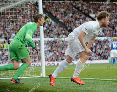 Editorial photo of Soccer Aid for UNICEF, Old Trafford, Manchester, Britain - 08 Jun 2014