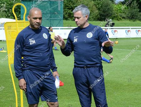 Stock Picture of Jose Morias, Jose Mourinho