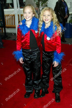 Editorial picture of 'DR SEUSS - THE CAT IN THE HAT' FILM PREMIERE, LOS ANGELES, AMERICA - 08 NOV 2003