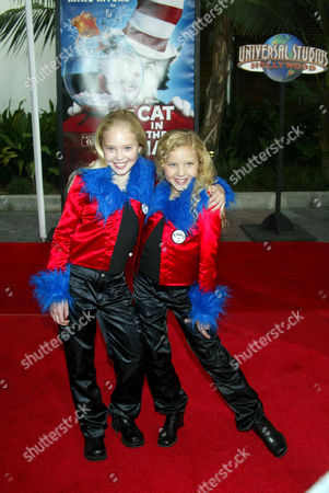 Stock Picture of DANIELLE RYAN CHUCHRAN AND BRITTANY OAKS