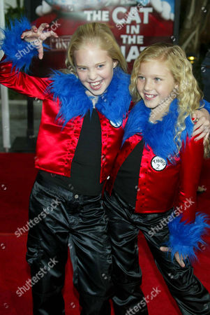 Editorial photo of 'DR SEUSS - THE CAT IN THE HAT' FILM PREMIERE, LOS ANGELES, AMERICA - 08 NOV 2003