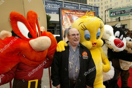 Yosemite Sam, Eric Goldberg, Tweety Pie and Sylvester